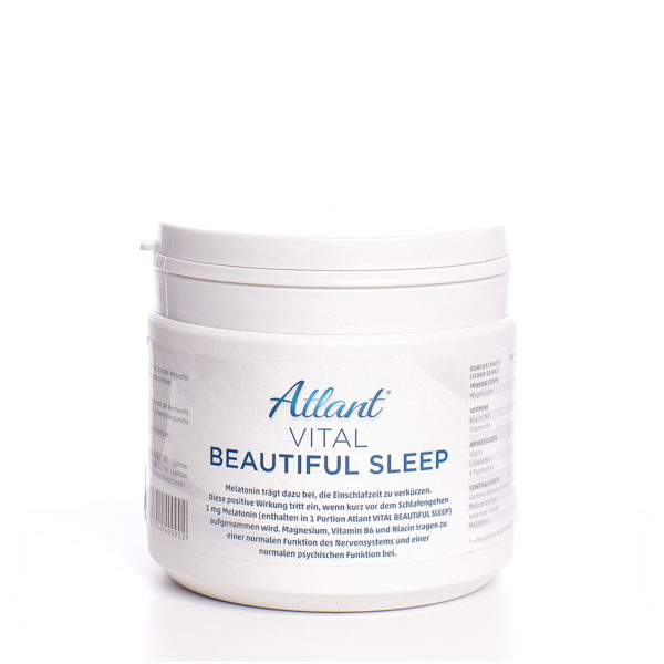Atlant Vital Beautiful Sleep mit Melatonin