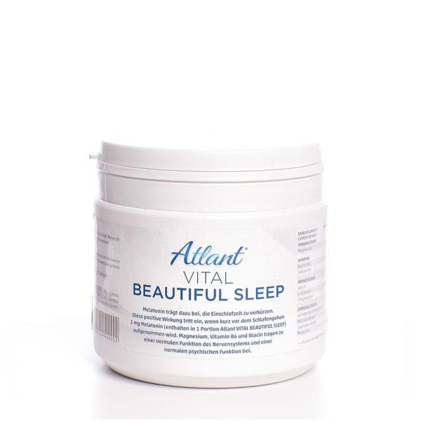 Atlant Vital Beautiful Sleep mit Melatonin