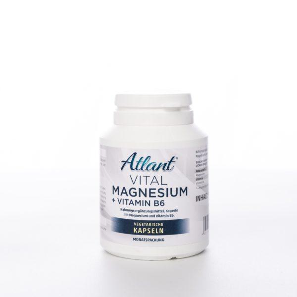 Atlant Vital Magnesium + Vitamin B6
