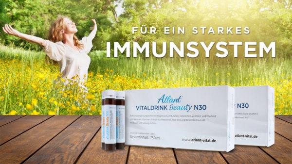 Für ein starkes Immunsystem