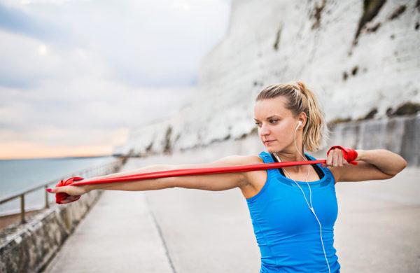 Atlant Vital Fitnesstube- Training für zu Hause