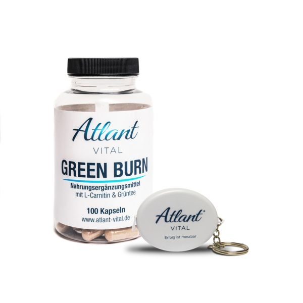 Atlant Vital GREEN BURN Trainingsbooster
