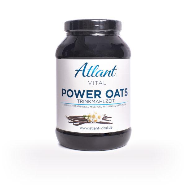 Atlant Vital Power Oats - Die Trinkmahlzeit