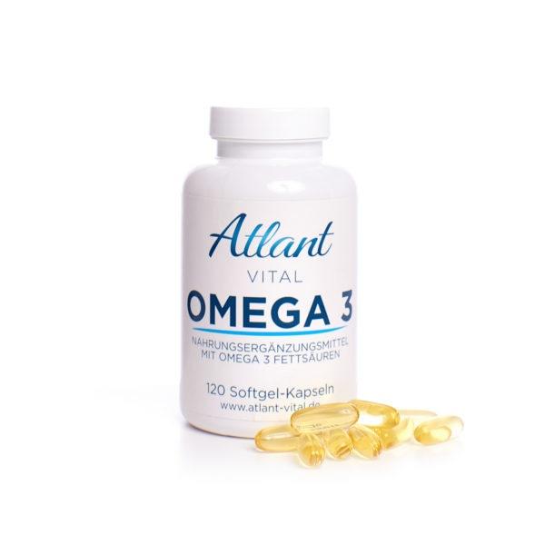 Atlant Vital Omega 3