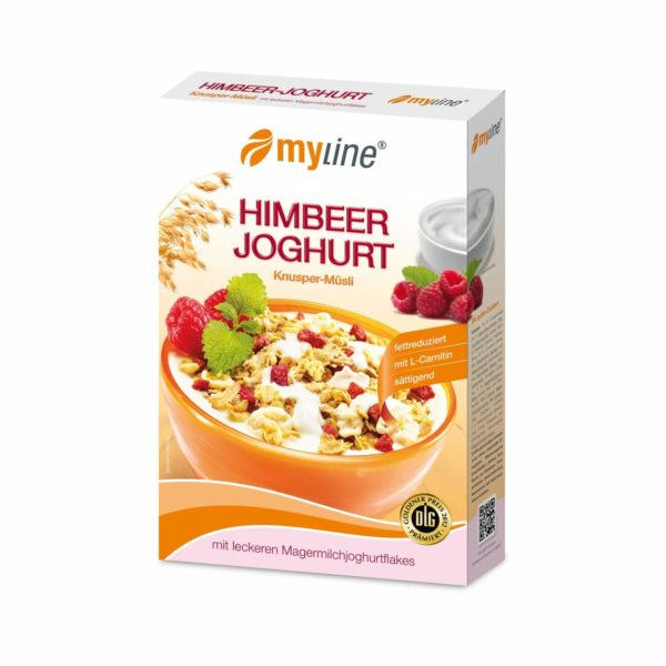 Myline Müsli Himbeere Joghurt